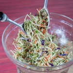 BROCCOLI SLAW THAT WORKS