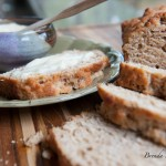 WHOLE WHEAT BUTTERY BEER BREAD