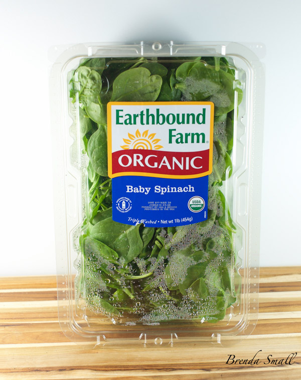 I love this organic spinach that I .  It is also sold at most groceries, for twice the price.