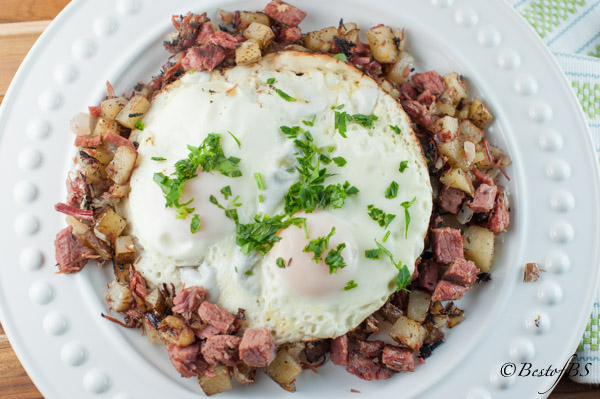 Great Corned Beef Hash